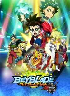 Beyblade Burst Chouzetsu