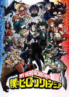 Boku No Hero Academia 5th Season Dub