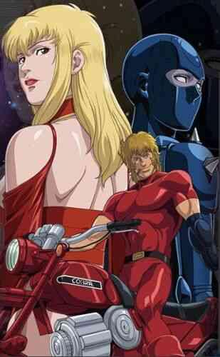 Cobra The Animation Time Drive Ova
