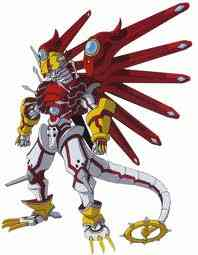 Digimon Movie 8 Ultimate Power Activate Burst Mode