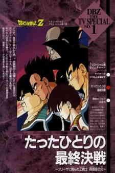 Dragon Ball Z Special 1 Tatta Hitori No Saishuu Kessen Dub