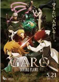 Garo Movie Divine Flame