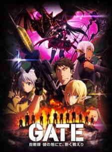 Gate Jieitai Kanochi Nite Kaku Tatakaeri 2nd Season Dub