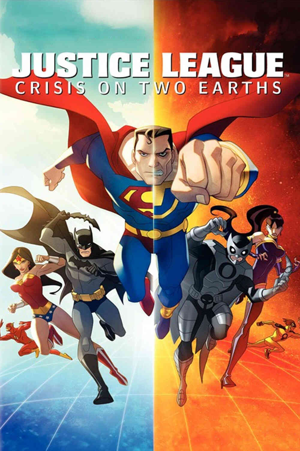 Justice League Movie Crisis On Two Earth
