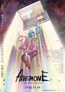 Koukyoushihen Eureka Seven Hi Evolution 2 Anemone Dub