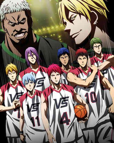 Kuroko No Basket Movie 4 Last Game