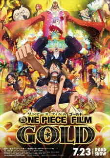 One Piece Film Gold Dub