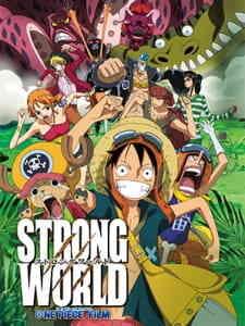 One Piece Film Strong World Dub