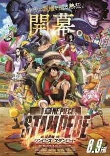 One Piece Movie 14 Stampede Dub