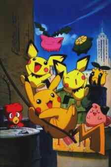 Pokemon Xy Pikachu And The Pokemon Musicians Dub