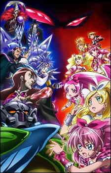 Precure All Stars Movie Dx3 Mirai Ni Todoke Sekai Wo Tsunagunijiiro No Hana