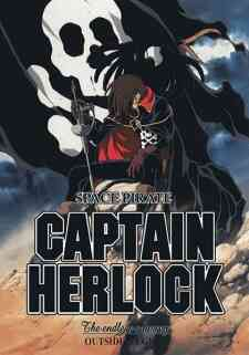 Space Pirate Captain Herlock Outside Legend The Endless Odyssey