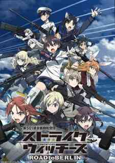 Strike Witches Road To Berlin Dub