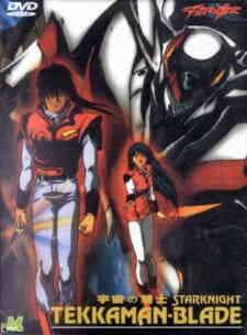Uchuu No Kishi Tekkaman Blade Ova Twin Blood