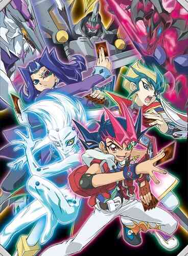 Yu-Gi-Oh! Zexal Second